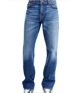 True Religion Ricky Relaxed Streight Indigo Jeans Size 33 - $89.09