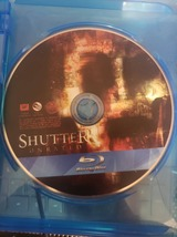 Shutter Blu-ray disc only  - $0.00