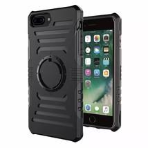 Navor iPhone 7 Plus 3 in 1 Armband Case [Black] - IP7PAB1BK - $5.45