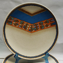 MIKASA China - INDIAN FEAST Line / TEPEE Pattern - DINNER PLATE - $36.95
