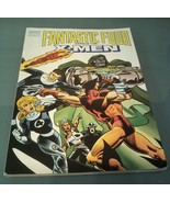 Marvel Comics Fantastic Four Versus The X-Men First Printing 1990 - $6.92