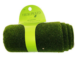Fresh Picked Greens Faux Moss Roll #1567-9640 - $6.29
