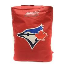 Cooler Bag Blue Jays Bud Light Red Backpack Beer Case 24 Can Beer Promot... - $24.72