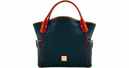 Dooney & Bourke Pebble Kristen Tote Black