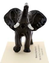Hagen-Renaker Miniature Ceramic Wildlife Figurine African Elephant Mama