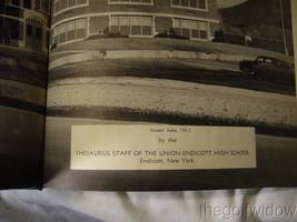 1952 Union Endicott High School Yearbook - Thesaurus image 2