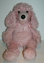 Build A Bear FRENCH POODLE DOG Soft Curly Plush Retired Toy Doll Stuffed... - $24.16