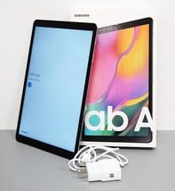 Samsung Galaxy Tab A SM-T510 32GB Wi-Fi 10.1in Tablet - Silver ISSUE - $134.99