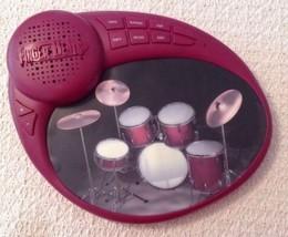 Finger Beats Drum Toy - Blue Sky Designs, RARE, 8 Authentic Drum Kit Sounds - $14.25