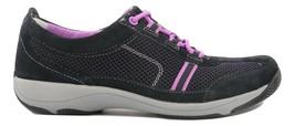 Dansko Helen Suede  Sneakers  Black Orchid  Women's  Size 37 ()  5634 - $120.00