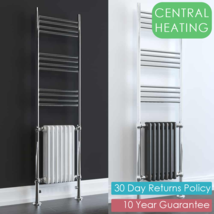 AURA Dux Traditional CENTRAL HEATING Heated Towel Rail & Column Radiator. - ₨22,027.20 INR