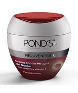 200g POND'S REJUVENESS Anti-Wrinkle Night Face Cream W/Colagen & Vitamin E - $17.77