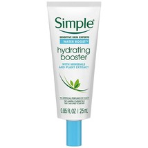 SIMPLE Water Boost Hydrating Booster Brand New In Box .85 Fl. Oz. - $10.84