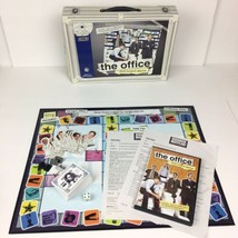 The Office DVD Trivia Board Game Pressman 2008 NBC - Missing 2 People Holders - $20.51