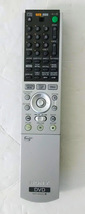 Sony RMT-D203A for Sony RDR-GX7 DVD Recorder (Part No.147780431) Remote ... - $14.99