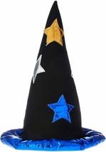 Amscan Sorcier Chapeau Magique Sorcières Warlock Adulte Mixte Halloween ... - $15.51