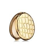 Estee Lauder Golden Alligator Compact w/ Lucidity Translucent Pressed Po... - $31.98