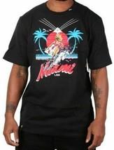LRG Homme It Seulement Snows En Miami T-Shirt, Blanc, Petit