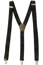 Women's and Men's Suspenders - Stylish - Adjustable Solid Straight Clip ... - $14.24