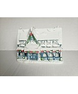 Cape Cod Candle Shop Tealight Candle Holder Holiday Village PartyLite P0... - $12.82