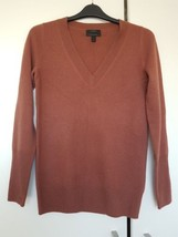 J crew cashmere sweater size XS, café latte colour  - $92.10