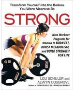 Strong : Nine Workout Programs for Women : Schuler & Cosgrove : New @ - $19.75