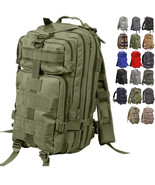 Tactical Medium Transport Pack Military Backpack MOLLE Level III Assault... - $47.99+