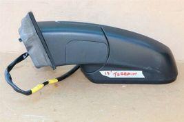 13-17 GMC Terrain Power Door Wing Mirror w/ Blind Spot Driver Left LH (10wire) image 10