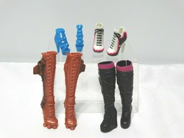 Mattel Ever After / Monster High Doll Shoes/Boots VGC (M5) - $9.75