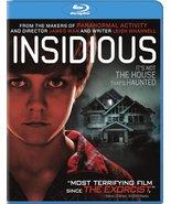 Insidious (Blu-ray Disc, 2011) - $2.50