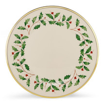 Lenox Holiday Dinner Plate SET OF 4  - $89.09