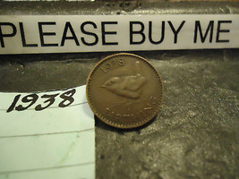 1938 ENGLISH FARTHING               COMBINED SHIPPING - $2.72