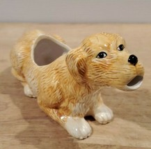 Golden Retriever Dog Creamer Block Gear China - $12.59