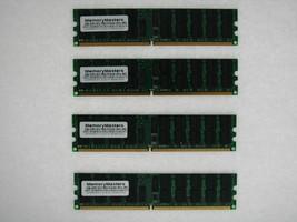 8GB 4x2GB Memory DDR2 PC2-5300P HP Proliant DL180 G5 DL185 G5 DL365 G5 DL385 G5