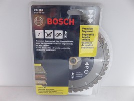 "Bosch Premium 7"" Segmented Rim Diamond Blades DB741X NEW SEALED - $39.60"