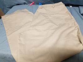 mens izod dress pants 40x30 - $20.31