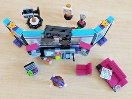 LEGO Friends 41103 Pop Star Recording Studio Complete Instruction Manual - $8.59