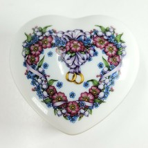 Heritage House Songs Of Love Music Music Box Series Heart Trinket - $20.00