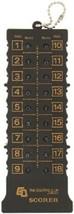 The Golfers Club Golf Scorekarte Zähler. Brandneu - $6.63
