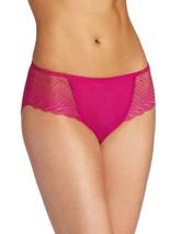 Wacoal Women's La Femme Bikini Panty in Large size  magenta or hot pink - $12.20