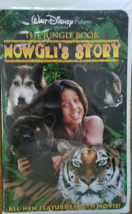 Walt Disney 'The Jungle Book MOWGLI'S STORY' All new feature length movie on DVD - $3.95