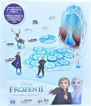 Disney Frozen II Snowflake Journey Board Game - $11.88
