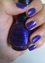 3 OPI Nail Polish Laquer Virtuous Violet NI 013 Nicole - $9.89