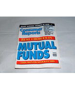 Consumer Reports Buyers Guide May 1993 Magazine Best Choice In Mutual Funds - $9.92