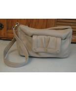 Stone Mountain Bone Leather Over Shoulder Bag PURSE Handbag Pocketbook - $23.75
