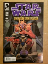Star Wars Darth Vader and the Ninth Assassin #1 2013  Comic Book Very Fine - $2.50