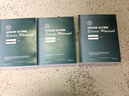 2008 Hummer H2 H 2 Service Repair Shop Manual Set FACTORY BRAND NEW GM OEM - $316.75