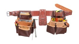 Occidental Leather Tool Belt w/ 23 Pocket Storage Holder Medium Traditio... - $339.88