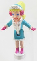 2000 Vintage Polly Pocket Dolls Arctic Pets - Polly - $6.00