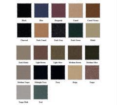 Dark Grey With Black Lapel Women's Custom Made Slim Fit 2 Piece Business Suit image 4